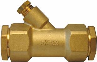 Y-koppling, vattentät, för 32 mm slang
