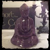 Cerise rosa Buddha