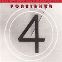 Foreigner ‎– 4(Mobile Fidelity Sound Lab)