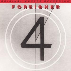 Foreigner – 4(Mobile Fidelity Sound Lab)