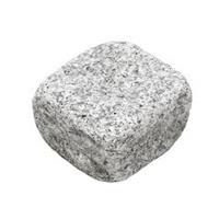 Små Gatsten i Granit 95x95x65mm
