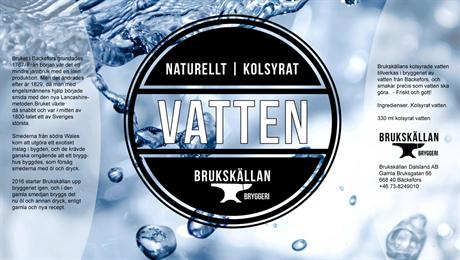 Brukskällan Naturellt Vatten