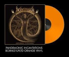 BEHEMOTH-Pandemonic Incantations(LTD)