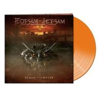 FLOTSAM AND JETSAM-Blood In the Water(LTD)