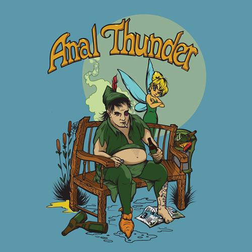 Anal Thunder-Anal Thunder Syndrome