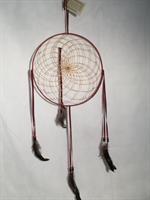 Drömfångare rödbrun 30,5 cm