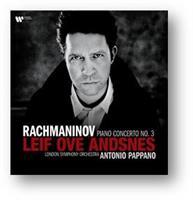 Leif Ove Andsnes-Rachmaninov: Piano Concerto No. 3 (LTD)
