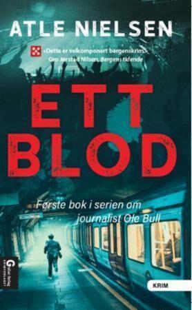 """""""Ett blod"""" av Atle Nielsen, nå i pocket!"""