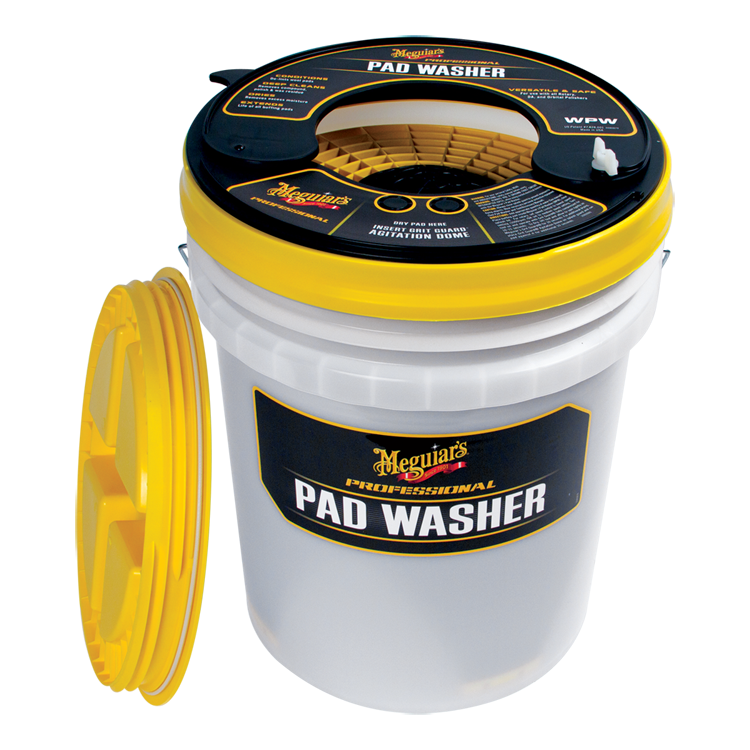 Pad Washer