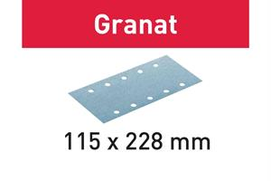 STF 115X228 P240 GR/100
