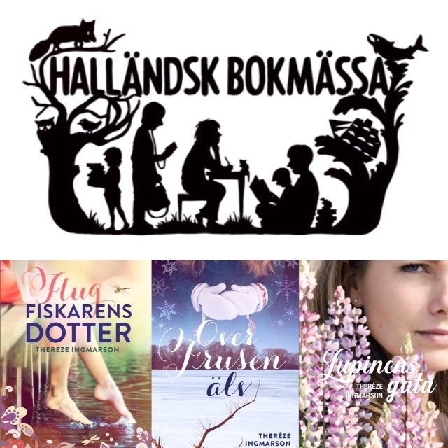 Halländsk Bokmässa 2018