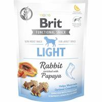 Brit Care Functional Snack Light Rabbit 150g
