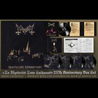 Mayhem-De Mysteriis Dom Sathanas(LTD Box Set)