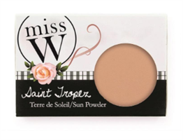 miss W Solpuder - Natural beige