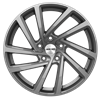 GMP WONDER 18X7,5 ET45 Glossy Anthracite