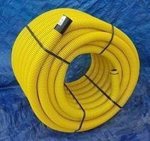 Kabelslang Gul, 50mmx25m