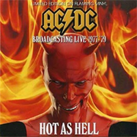 AC/DC-Hot as hell(LTD)