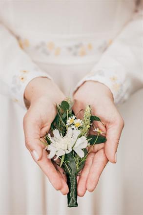 foto Anna Maria Liljestrand corsage