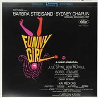 Funny Girl-orginal Broadway cast-barbara Streisand