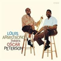 LOUIS ARMSTRONG-Meets Oscar Peterson(LTD)