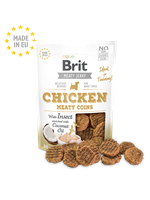 Brit Jerky Chicken with Insect Meaty Coins 80g