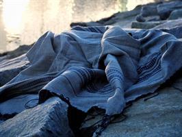 Awash Spahåndkle/ Throw Mørk Grå