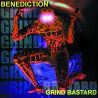 BENEDICTION-Grind Bastard(LTD)