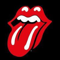 The Rolling Stones-Lips(Lerret)