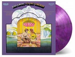 Nina Simone-To Love Somebody(LTD)