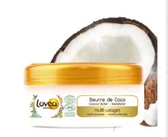Lovea Organic Coconut Butter