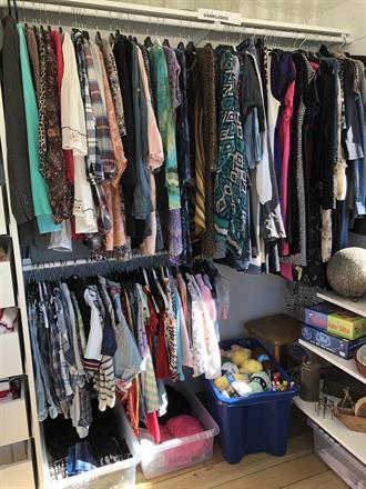 Begagnade kläder