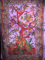 Livets träd lila