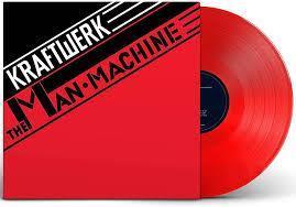 Kraftwerk-The Man Machine (LTD)