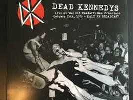 Dead Kennedys-Live at the Old Waldorf 1979