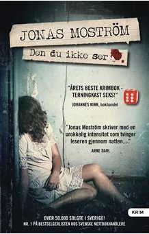 """""""Den du ikke ser"""" 11. mest solgte boken i første halvår av 2016"""