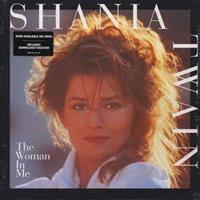 Shania Twain-The woman in me