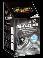 Air Re-Fresher Black Chrome