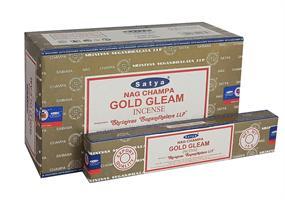 Gold Gleam  Satya rökelse