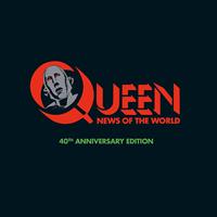 Queen-News of the world-40th Anniversary super del
