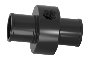 Alfano T-stykke Ø17 M10x1