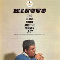 CHARLES MINGUS-Black Saint and the Sinner Lady