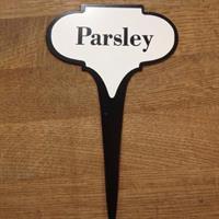 Örtskylt ifrån IB Laursen Parsley Persilja