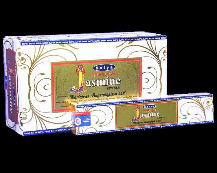 Natural Jasmine  Satya rökelse