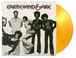 EARTH WIND & FIRE Thats the Way of the World(LTD)