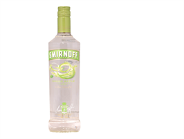 Smirnoff Green Apple 37,5% 70 cl