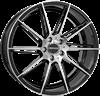 MONACO TR2 MATT BLACK 8,5X20 5X112 ET45