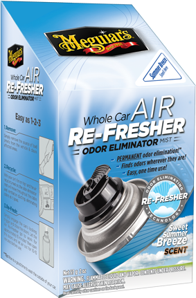 Air Re-Fresher Sweet Summer Breeze