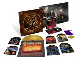 RUNNING WILD – PIECES OF EIGHT:The Singles, Live a