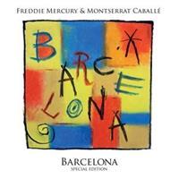 FREDDIE MERCURY-Barcelona(Sp.Ed.)