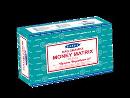 Money Matrix  Satya rökelse